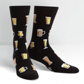 More Beer men socks