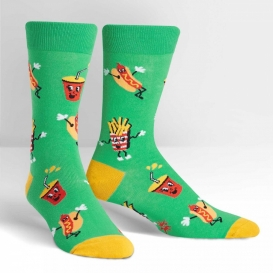 Play With Your Food men socks