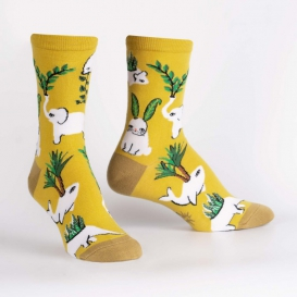 Plants Animals socks