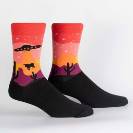 Area 51 men socks