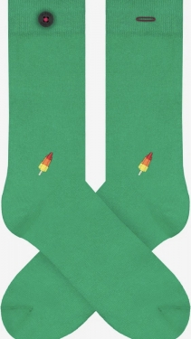 Ice Rocket men socks