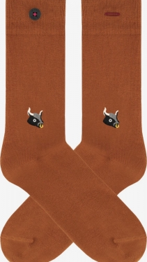 The Bull men socks
