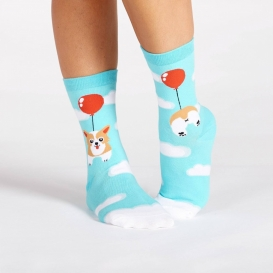 Puppy Love ladies socks