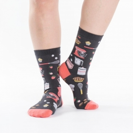 Kitchen Love ladies socks