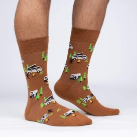 I'm Going To Live Like This men socks