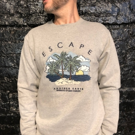 Another Earth Crew Neck sweater