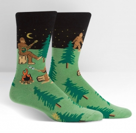 Camp Fire socks