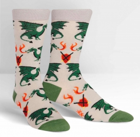 Dragons socks