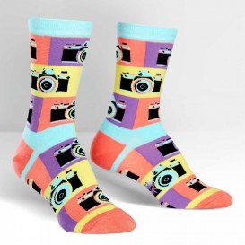 Pastel Picture socks