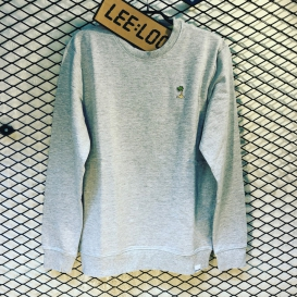 Kjetil Palm Crew Neck sweater