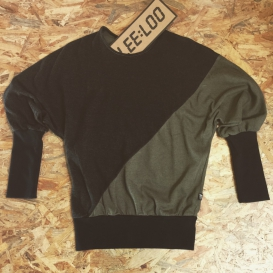 Solo Army Green sweater