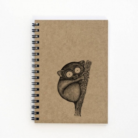 Tarsier A6 notebook