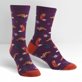 Lady Fox socks