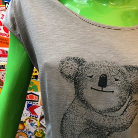Koala Ladies t-shirt