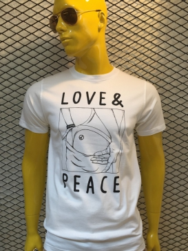Love & Peace t-shirt