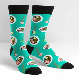 Plants Sushi socks