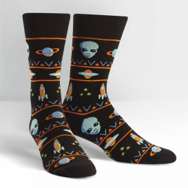 Alien Knit socks