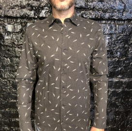 Kjell Feather shirt